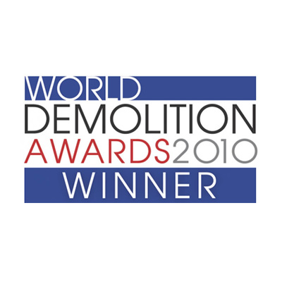 2010 - Civils Demolition Award Winner