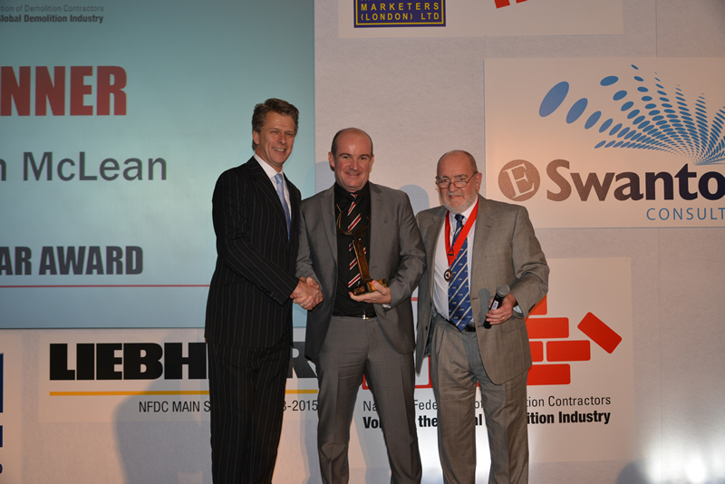 NFDC Man of the Year